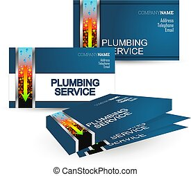 Business card repair plumbing - Business card plumbing ...