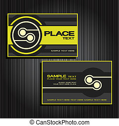 business cards set 29