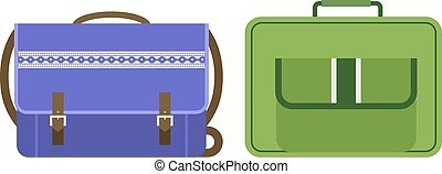 Business case vector illustration.