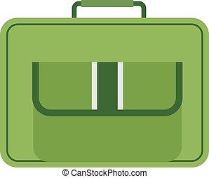 Business case vector illustration.