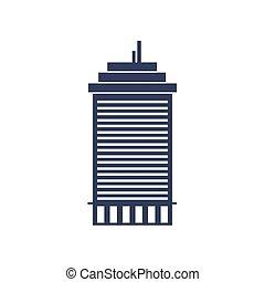 Business center symbol