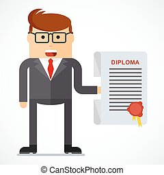 business character diploma