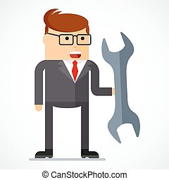 business character tools