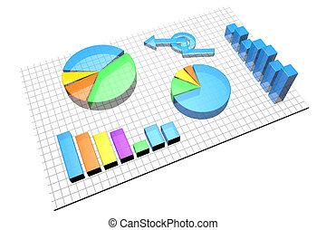 Business Chart animation