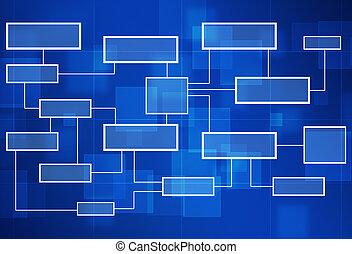 Business Chart Diagram