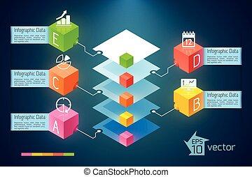 Business Chart Infographics
