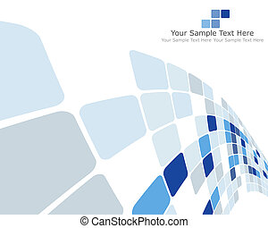 business checked background - Abstract checked business...