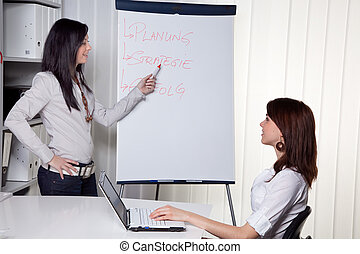 Business Coaching for and by young women