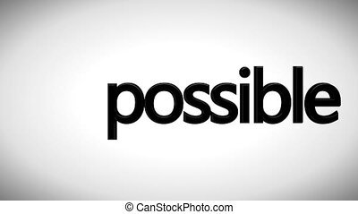 business, concept., concept, impossible