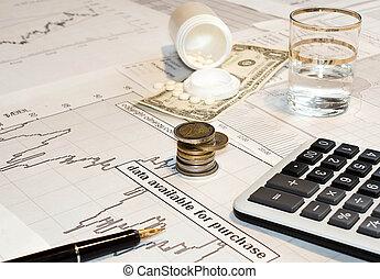 business., concept, financier