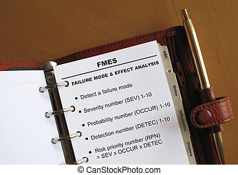 Business concepts FMES Analysis