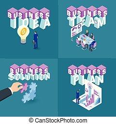 Business concepts set 01