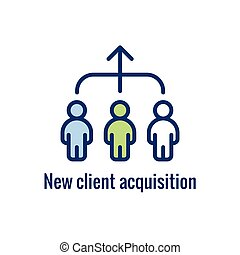 Business consolidation and new client acquisition