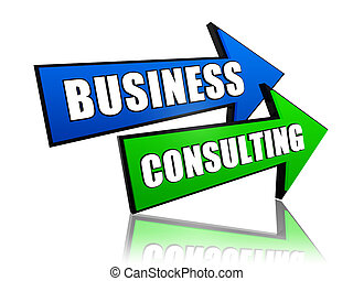 business consulting in arrows