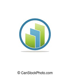 Business consulting logo template