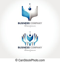 Business Corporate Logo Design - Business CorpBusiness...