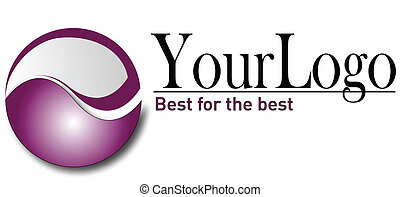 logo - Business, corporation elegant logo