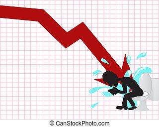 business crash