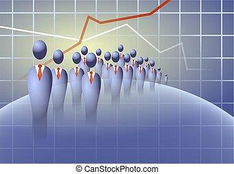 Business Crowd - business folk