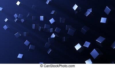 business, cubes