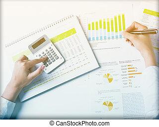 Business Data Analyzing