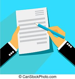 business deal agreement