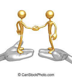 Business Deal Assistance