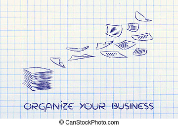 business documents: the importance of a good organization -...