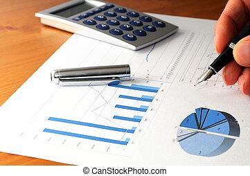 business, données