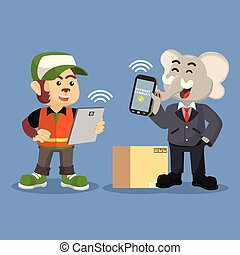 business elephant mobile payment