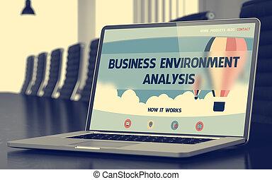 modern business environment definition
