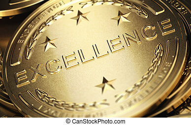 Business Excellence Symbol