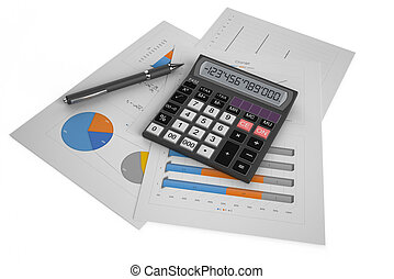 Business, finance and accounting concept 2