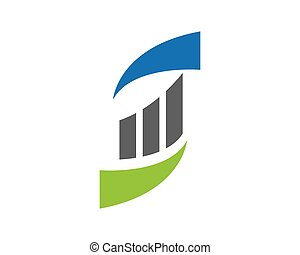 Business Finance professional logo
