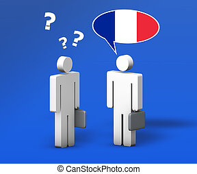 Business French Chat