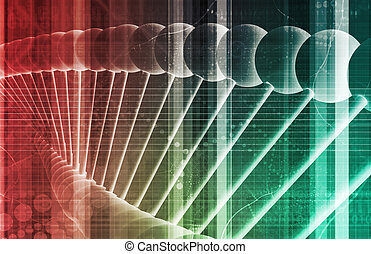 Business Genetics and DNA Research as a Concept