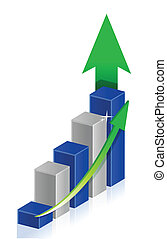 business graphic chart