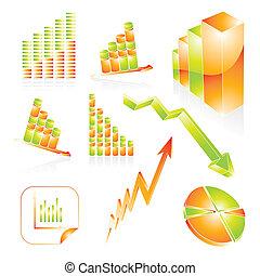 Business graphs
