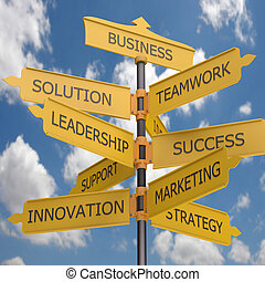 Business Growth - Several avenues for business growth.