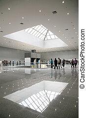 business hall 3
