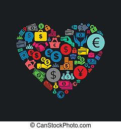 Business heart3