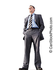 Business, homme
