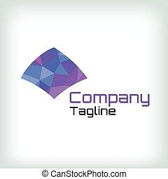 Business icon. Logo design.