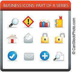 business icon series 3