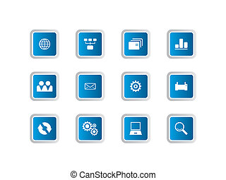 icon set - business icon set