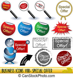 Business icons 8