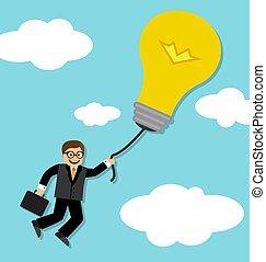 Business idea and success