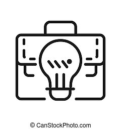 business idea vector illustration