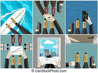 Business illustration 7