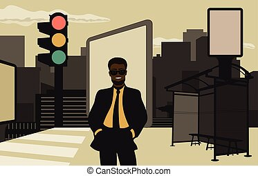 Business in the city